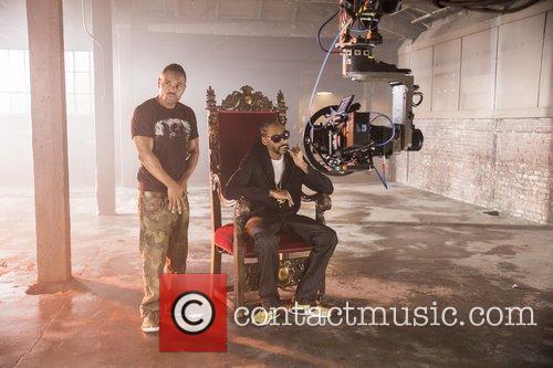 Snoop Lion, Snoop Dogg and Tyrin Turner 5