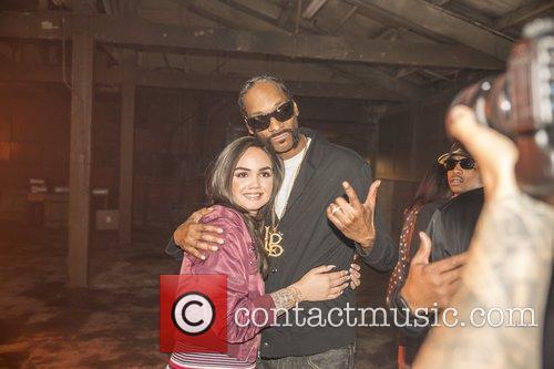 Snoop Lion, Snoop Dogg and Raven Felix 8