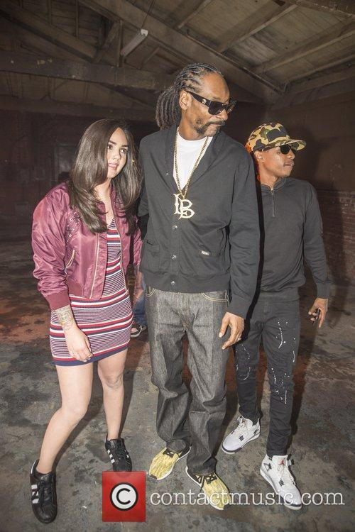Snoop Lion, Snoop Dogg, Raven Felix and Nef The Pharoah 10