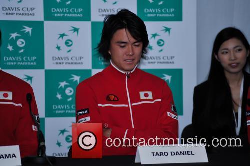 Taro Daniel 1