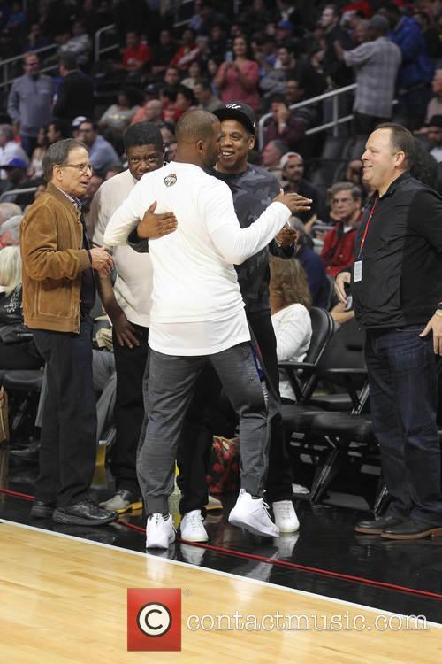 Jay Z and Chris Paul 3