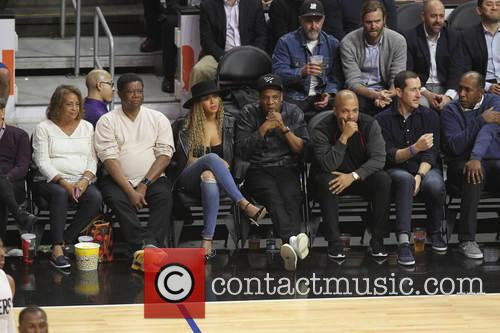 Jay Z and Beyonce' 4