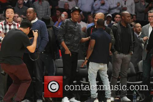 Kevin Hart and Jay Z 10