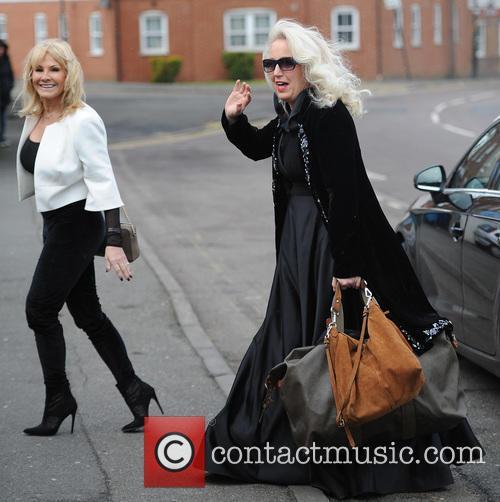 Carol Wright and Debbie Bright 2