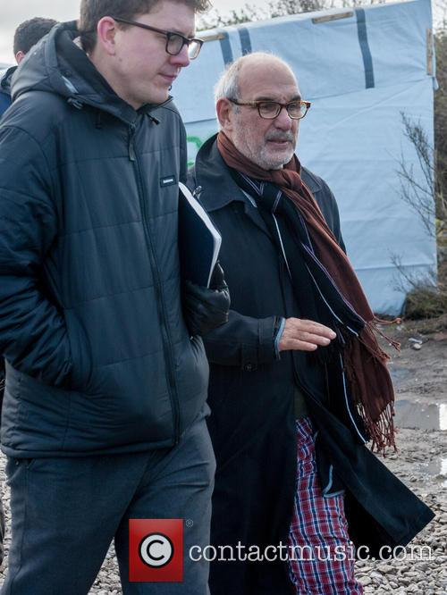 Alan Yentob and Television Presenter 11