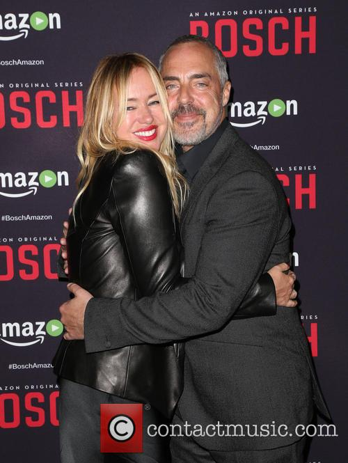 Titus Welliver and Jose Stemkens 10
