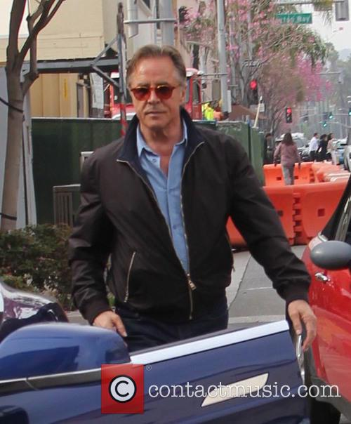 Don Johnson out and about in Beverly Hills