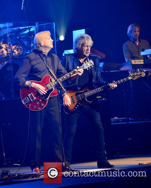 The Moody Blues, Justin Hayward and John Lodge