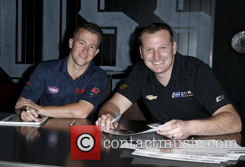 A J Allmendinger and Michael Mcdowell 3