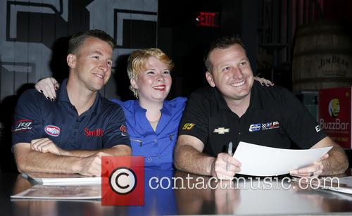 A J Allmendinger and Michael Mcdowell 4