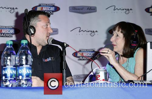 Tony Stewart and Claire B Lang 5