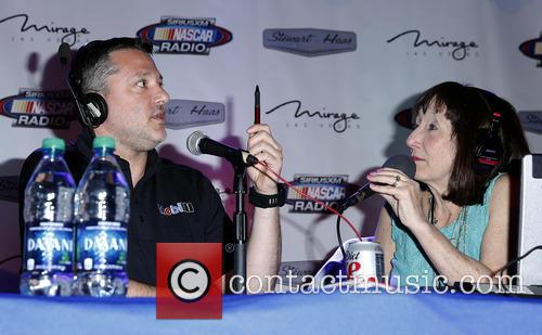 Tony Stewart and Claire B Lang 6