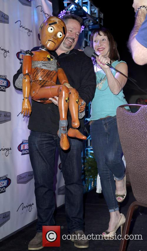Terry Fator and Claire B Lang 1