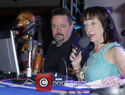Terry Fator and Claire B Lang