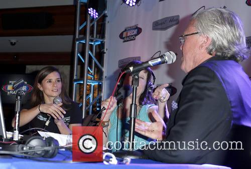 Danica Patrick, Claire B Lang and Ron White 7