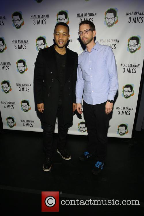 John Legend and Neal Brennen 5
