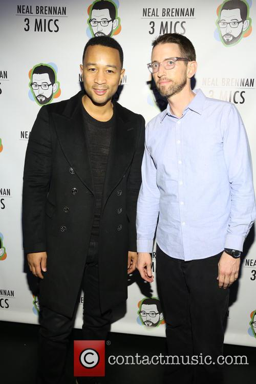 John Legend and Neal Brennen 6