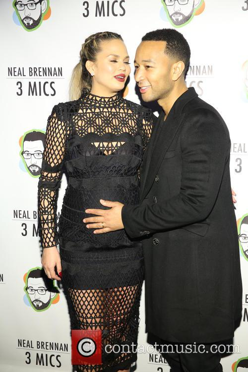 Chrissy Teigan and John Legend 6