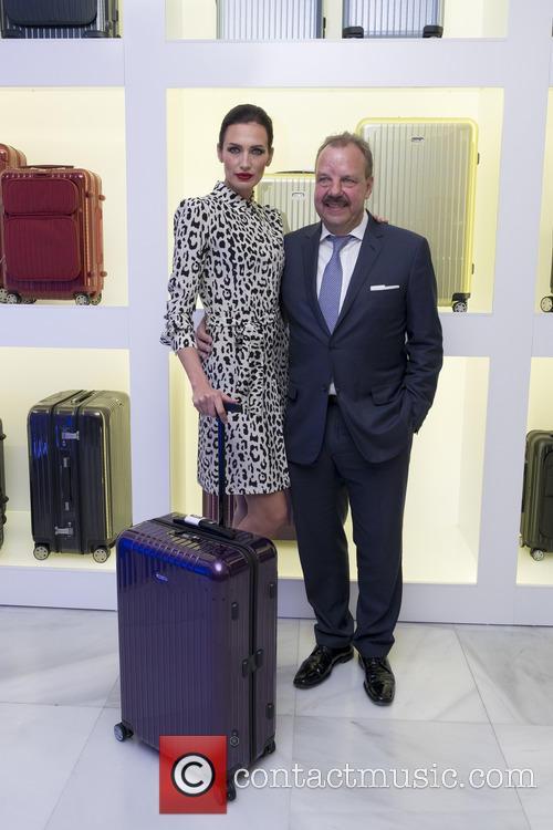 Mr. Dieter Morszeck and Nieves Alvarez 1