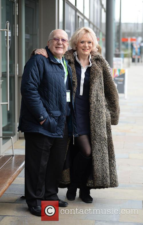 Roy Barraclough and Sherrie Hewson 1