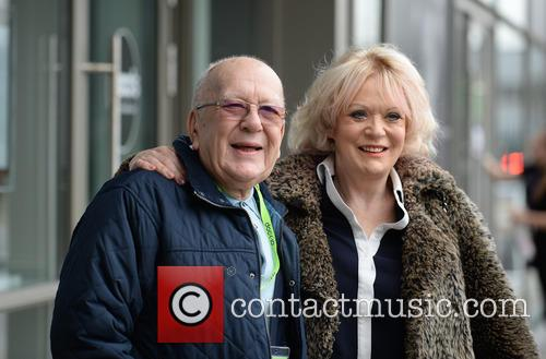 Roy Barraclough and Sherrie Hewson 4