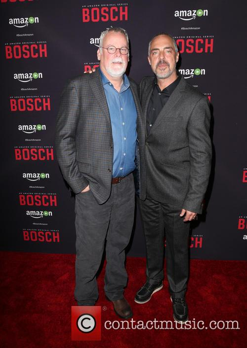 Michael Connelly and Titus Welliver 3