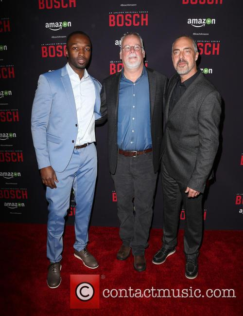 Premiere of Amazon's 'Bosch' Season 2 - Arrivals