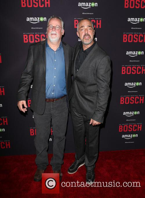 Michael Connelly and Titus Welliver 4