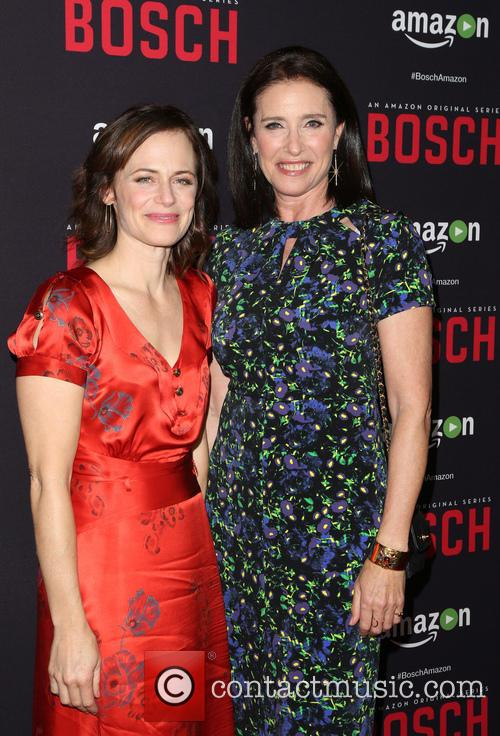 Sarah Clarke and Mimi Rogers 3