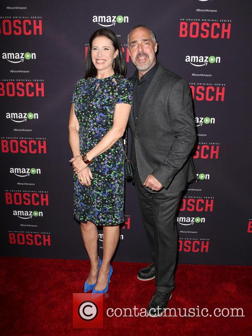 Mimi Rogers and Titus Welliver 9