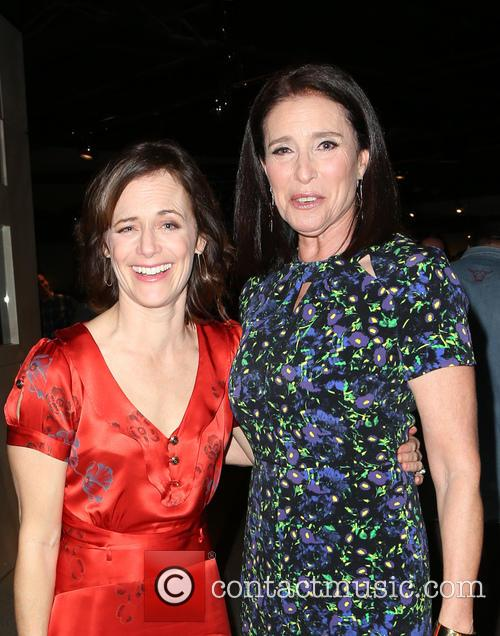 Sarah Clarke and Mimi Rogers 10