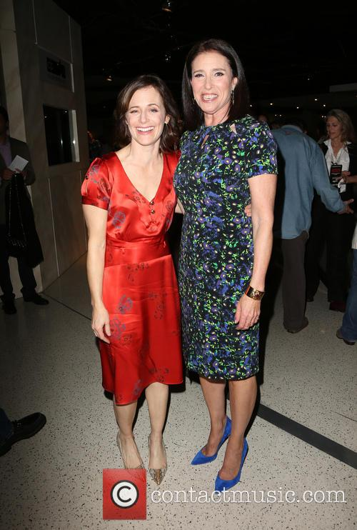 Sarah Clarke and Mimi Rogers 11