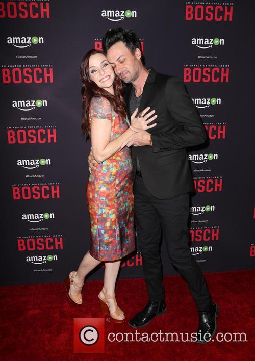 Annie Wersching and Stephen Full 2
