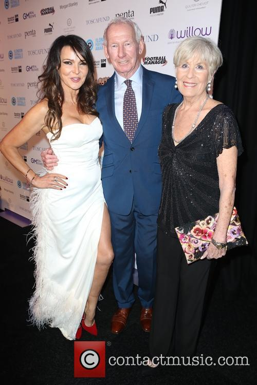Lizzie Cundy, Bob Wilson and Megs Wilson 5