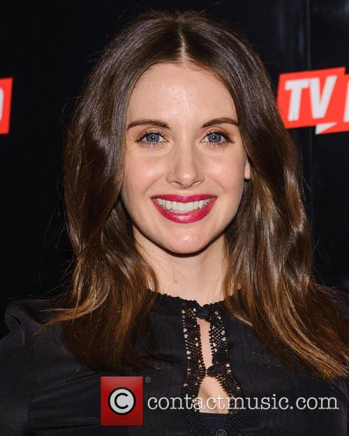 Alison Brie stars as Ruth Wilder in the new Netflix original series