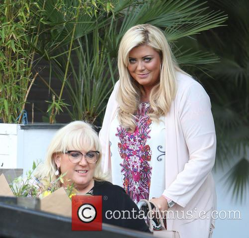 Gemma Collins and Joan Collins 5