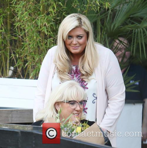 Gemma Collins and Joan Collins 6