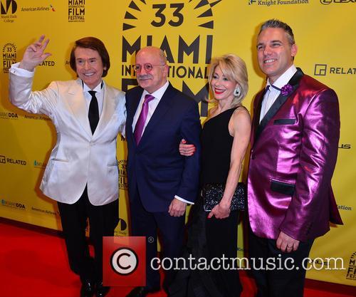 Miguel, Raphael, Dr. Eduardo J. Padron, Guest and Jaie Laplante 6