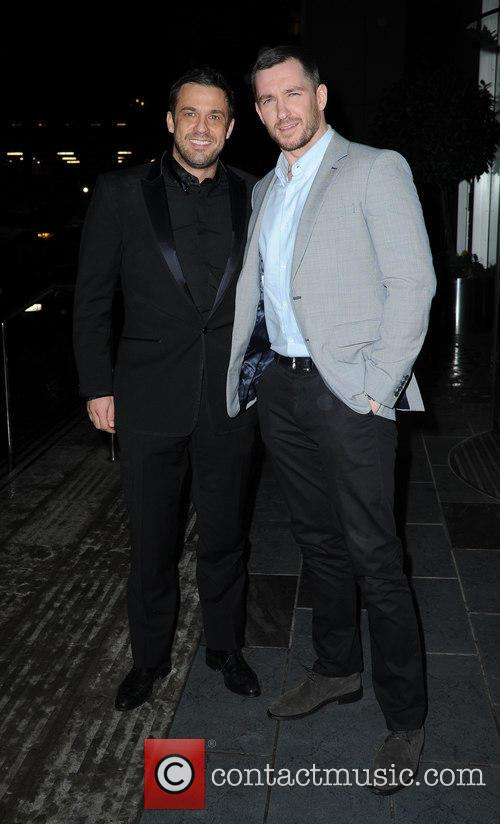 Jamie Lomas and Antony Quinlan 1