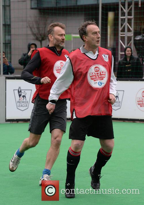 Hugh Dennis and Angus Deayton 3