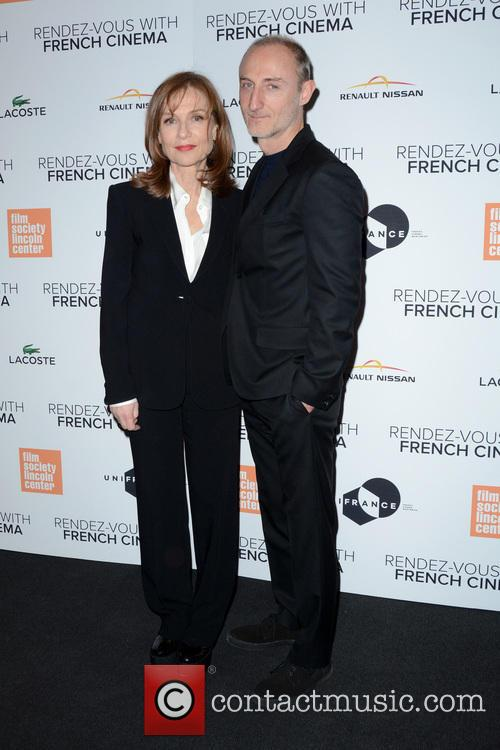 Isabelle Huppert and Guillaume Nicloux 2