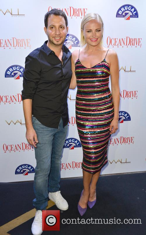 Jared Shapiro and Malin Akerman 1