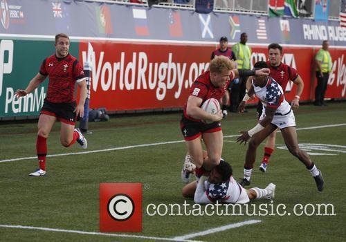 Wales - Usa 1
