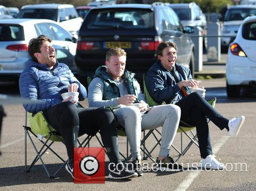 James Lock, James Argent, Tommy Mallet and Jake Hall 10
