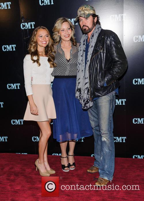 Madison Iseman, Joey Lauren Adams and Billy Ray Cyrus 4