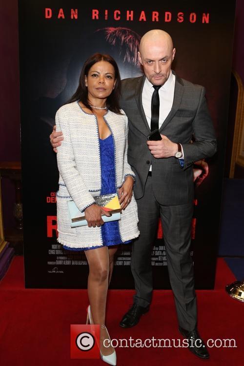 Nadia Alami and Sean Cronin 1