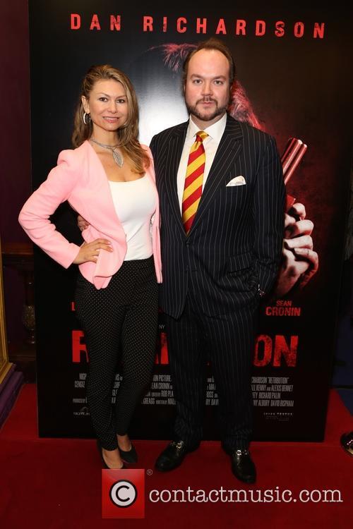 Simona Roman and Jonathan Sothcott 1