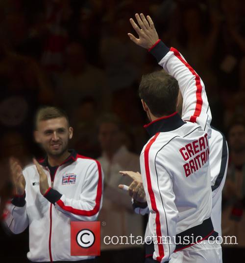 Andy Murray and Dan Evans 3