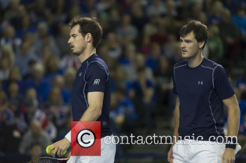 Andy Murray and Jamie Murray 9