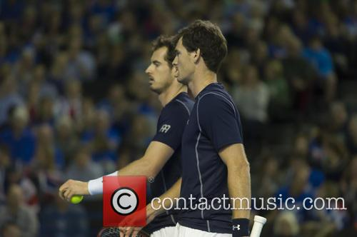 Andy Murray and Jamie Murray 11